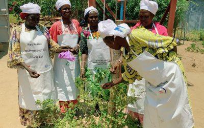 Kuru Ko Wate Self Help: Vegetables and Spice-processing Capacity Building Project